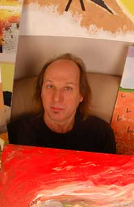 Adrian Belew Interview