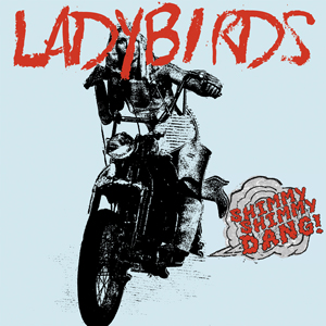 The Ladybirds Cd Cover